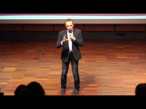 Speech Andy Szekely - Shakespeare School Essay Competition 2016
