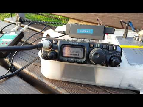 DX-WIRE mini pole 10m ( test)