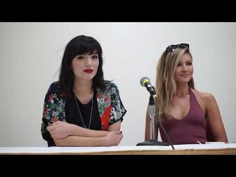 Freelancers Anonymous Panel - Clexacon 2018 (Partial Panel/Natasha only)