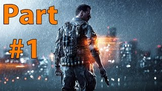 Battlefield 4 PC Gameplay Part 1 - Mission 1 (Ultra Setting)
