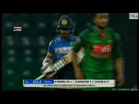 TWENTY20 INTERNATIONALS 2017 Bangladesh vs Sri Lanka