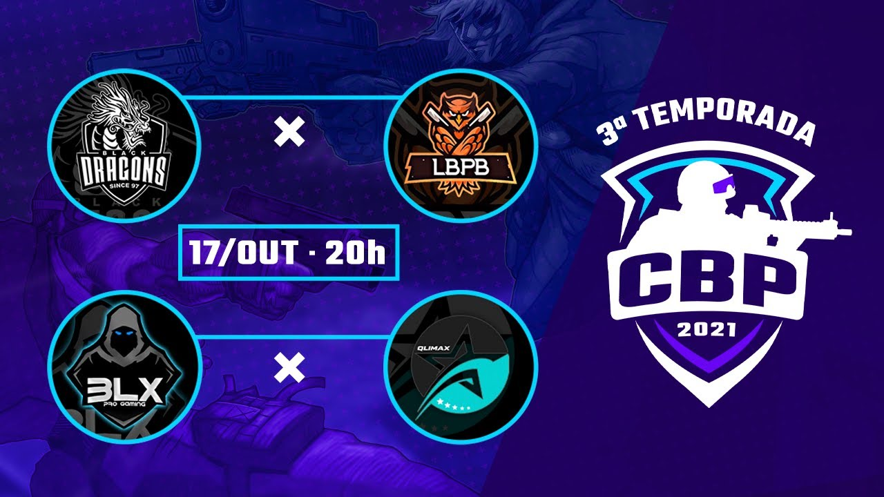 CBP 3ª Temporada - Grupo C e D | Eliminatórias - 2ª Fase
