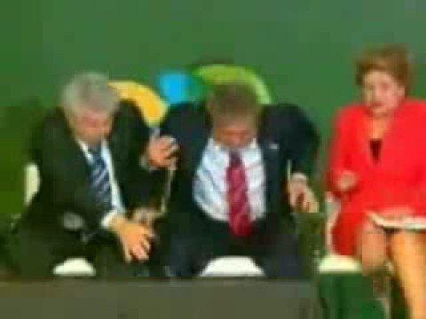 Gafes do Lula Presidente Brasil