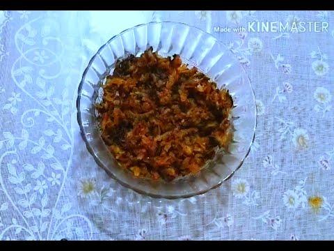 Easy Kaipakka Upperi (Amma Special) Pavakka Upperi/Bitter Gourd Stir Fry/Karela Sukha Subji