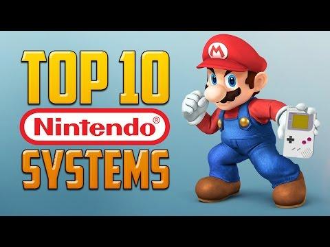 Top 10 Nintendo Systems