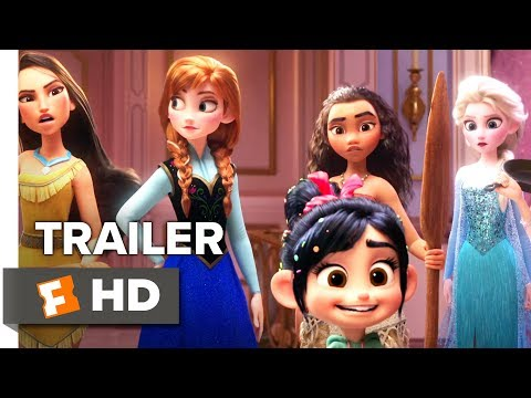 Ralph Breaks the Internet Trailer #1 (2018) | Movieclips Tra