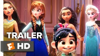 Video Ralph Breaks the Internet: Wreck-It Ralph 2 Trailer #1 (2018) | Movieclips Trailers download MP3, 3GP, MP4, WEBM, AVI, FLV Juli 2018