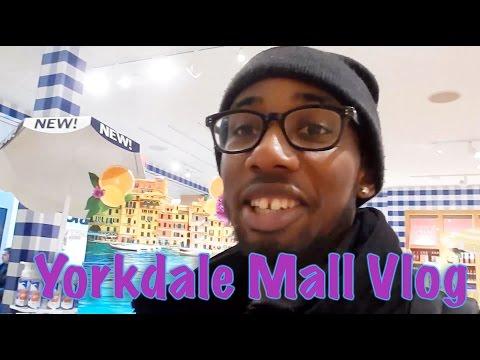 Yorkdale Mall Vlog