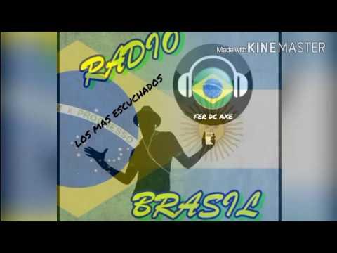 LOS BRASILEROS MAS ESCUCHADOS EN LAS RADIOS(PARTE 1)