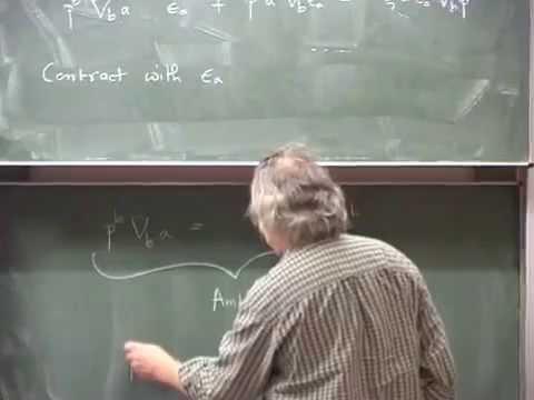 20 - Focussing equation, singularity theorems, laws of blackhole mechanics