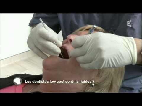 Reportage DENTIFREE France 2 - C'est au programme