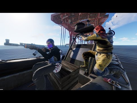 RUST - TAKING OVER THE SEAS thumbnail