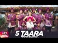 Download 5 Taara  | Hip Hop Bhangra Fusion | Diljit Dosanjh | Urban Singh Crew | Speed Records MP3 song and Music Video