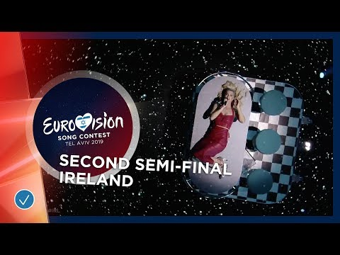 Sarah McTernan - 22 - Ireland - LIVE - Second Semi-Final - Eurovision 2019