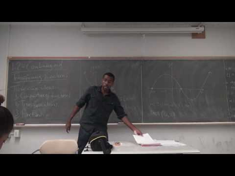 Math 205 JW Lecture 4 - Compositions, Transformations, Linear models, Exponential models Intro