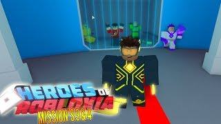 ROBLOX Adventure - HEROES OF ROBLOXIA - DEFEATING THE BOSS!!