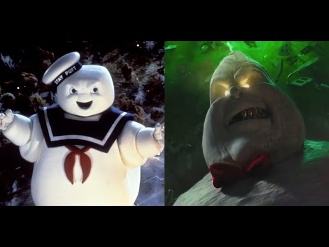 The StayPuft Marshmallow Man VS Rowan The Destroyer...Who Is The Better Villain?