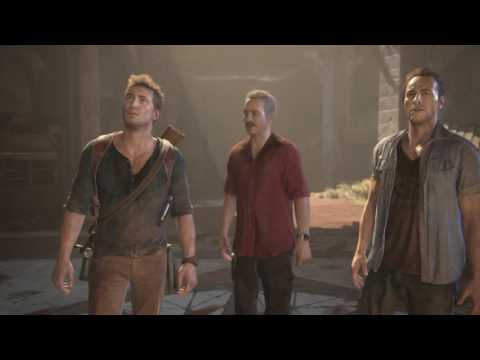 Uncharted 4 TR Live