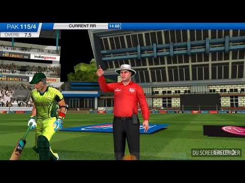 ICC PRO CRICKET 2015 - PAK VS SA!!!!