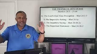 January 27, 2021 Wednesday Night Bible Study from Martin Street Baptist Church