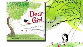 DEAR GIRL, | Official Book Trailer