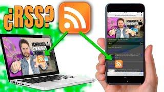 Cómo instalar un lector RSS | FEEDLY | Uso y funcionamiento