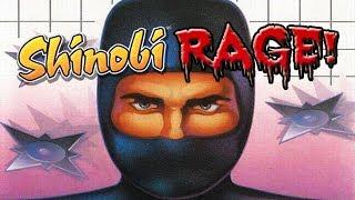RETRO RAGE QUIT: Shinobi (Arcade)
