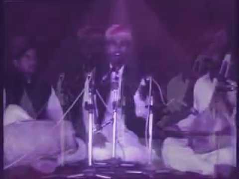Traditional folk & fusion show Keshriya balam fusion group