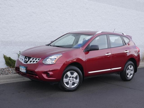2015 nissan rogue select awd 4dr s for sale in coon rapids. Black Bedroom Furniture Sets. Home Design Ideas