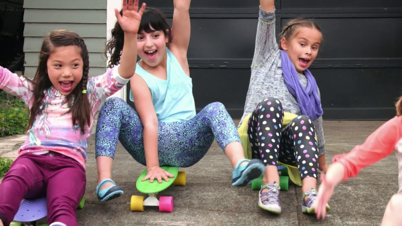 6e35e300d109 KEEN Kids Moxie Collection  For Girls Who Go All In Outside - YouTube