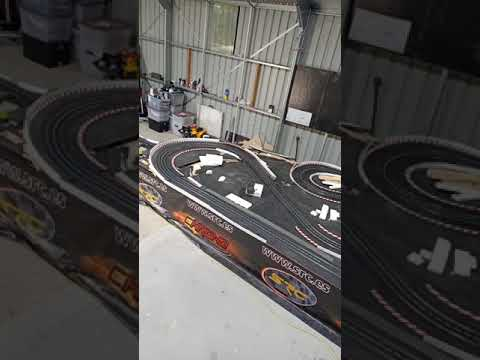 Some changes made to my Carrera digital slot car track… thoughts