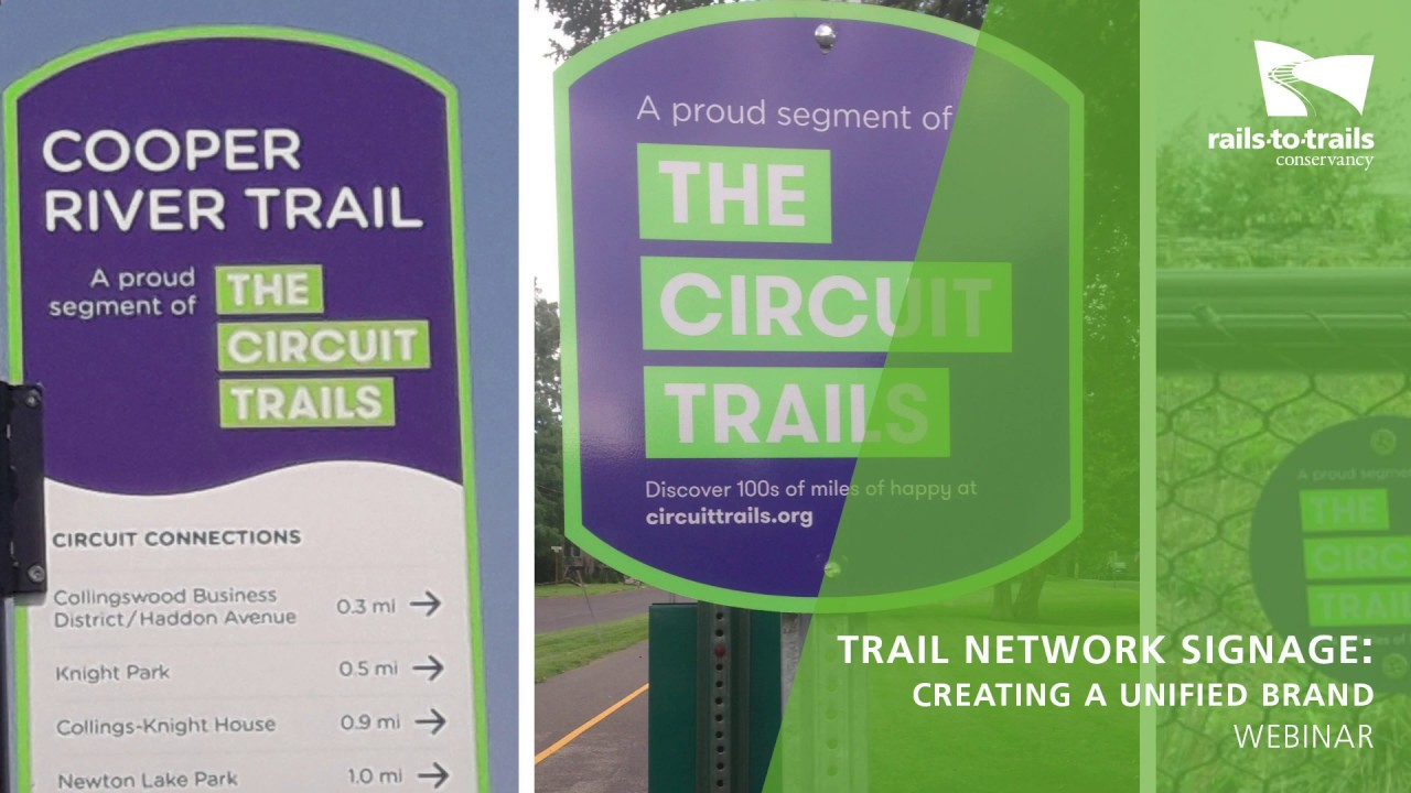 Signage and Surface Markings | Rails-to-Trails Conservancy