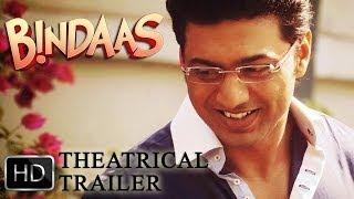 Theatrical Trailer | Bindaas | Dev | Srabanti | Sayantika | 2014