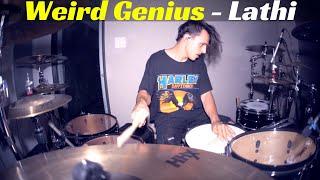 Weird Genius - Lathi (ft. Sara Fajira) | Matt McGuire Drum Cover