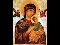 Novena de Nossa Senhora do Perpetuo Socorro com Legenda