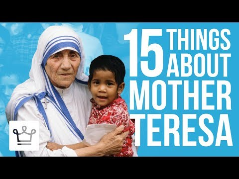 15 Things You Didn't Know About Mother Teresa