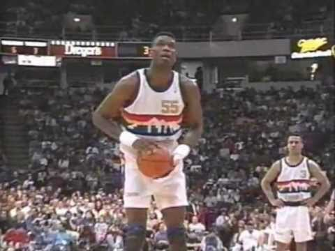 Mutombo Not In My House Nuggets