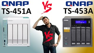 The QNAP TS-451A versus the QNAP TS-453A - NAS+DAS vs NAS+Dual OS Faceoff