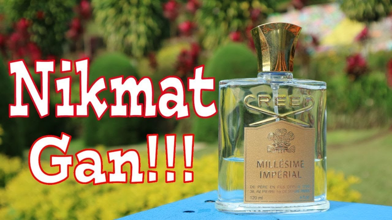 Creed Millesime Imperial Indonesia Parfum Review Youtube
