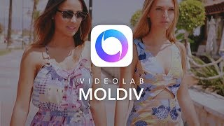 MOLDIV VideoLab™ - Video Editor, Movie Maker (iPhone, iPad) by JellyBus}