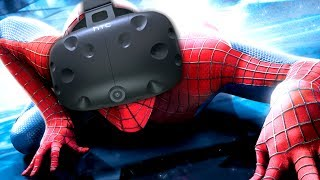 SPIDER-MAN in VIRTUAL REALITY!? (Free VR Game)