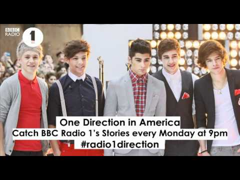 One Direction In America IN FULL - BBC Radio 1 Stories