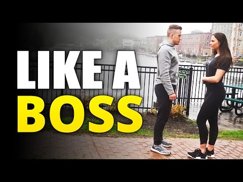 How to Approach Women Like a BOSS | 3 Easy Steps