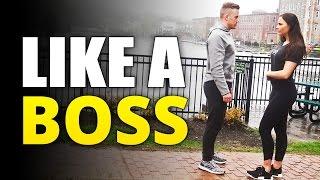 How to Approach Women Like a BOSS | 3 Easy Steps