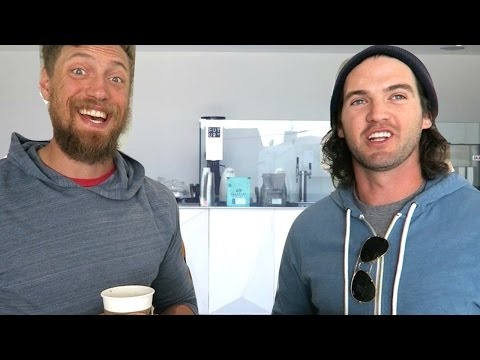 Futuro Coffee Review (Phoenix)| Hunter Pence Ft. Cory Gearrin