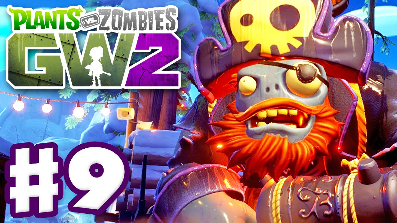 Plants Vs. Zombies: Garden Warfare 2   Gameplay Part 9   Captain Smasher  Boss Fight! (PC)   YouTube