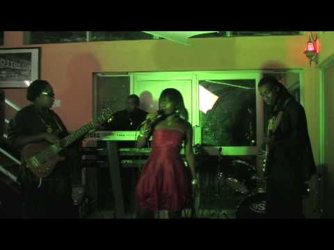 Ginette Benjamin - My Style - Live at Park Central, The Valley, Anguilla