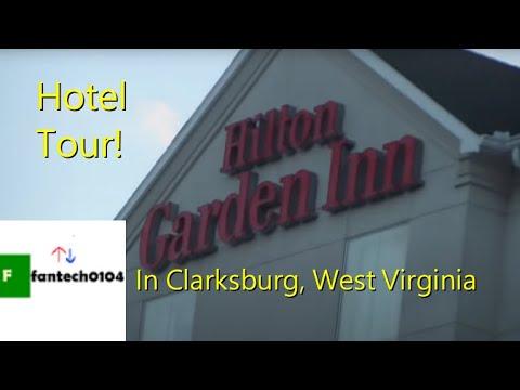 Hotel Tour: Hilton Garden Inn - Clarksburg, West Virginia