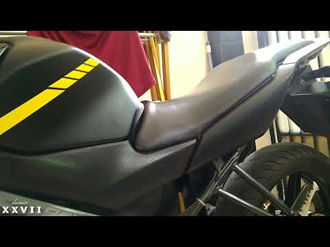Cara/Tutorial cutting striping motor new vixion