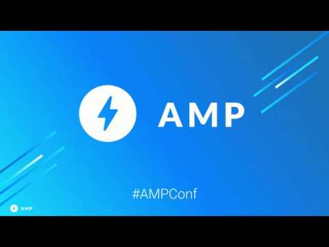AMP Conf: Day 1 Live Stream